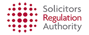 Solicitors Regulation Authority small logo
